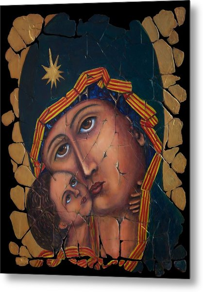 Mother Of God Metal Print