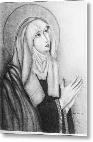 Mother Of Sorrows Version1 Metal Print
