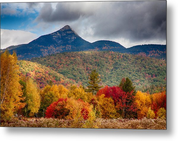 Mount Chocorua-one Metal Print