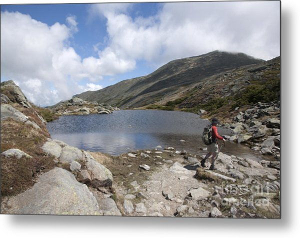 Mount Washington - New Hampshire Usa Lakes Of The Clouds Metal Print