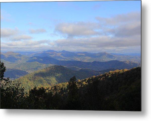 Mountain Landscape 2 Metal Print