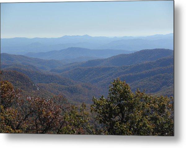 Mountain Landscape 4 Metal Print