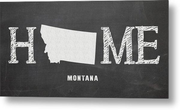 Mt Home Metal Print