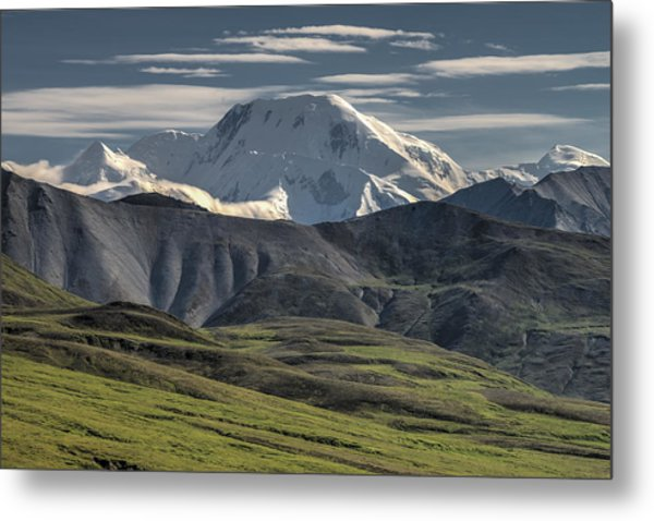 Mt. Mather Metal Print