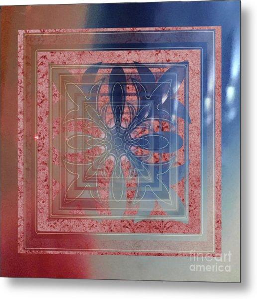 Mule Fawn Hoki Metal Print