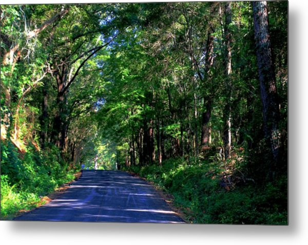 Murphy Mill Road - 2 Metal Print