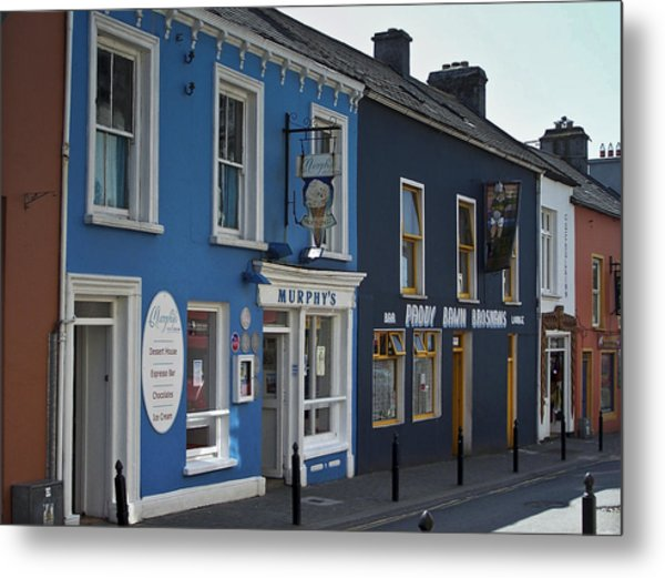 Murphys Ice Cream Dingle Ireland Metal Print