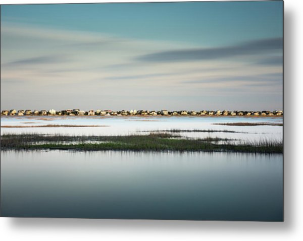 Murrells Inlet Marsh Metal Print