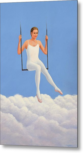 Muse Of Midday Metal Print