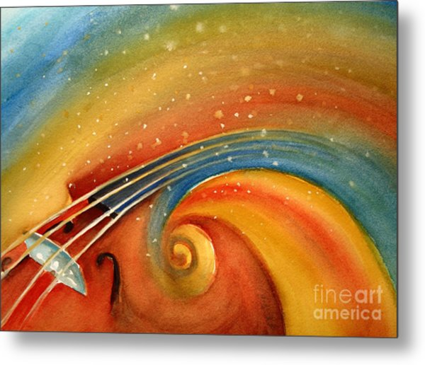 Music In The Spirit Metal Print