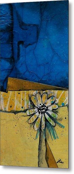 My Favorite Flower Metal Print by Laura Lein-Svencner