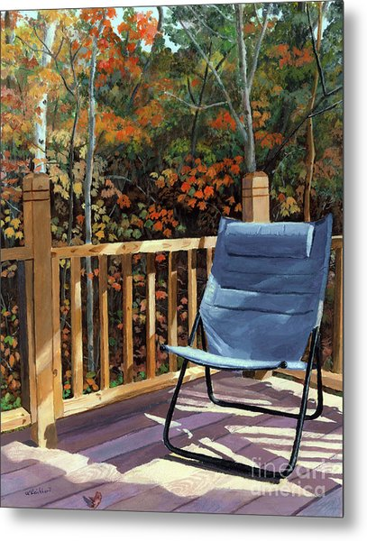 My Favorite Spot Metal Print