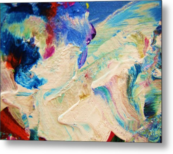 My Love For Art Metal Print by HollyWood Creation By linda zanini