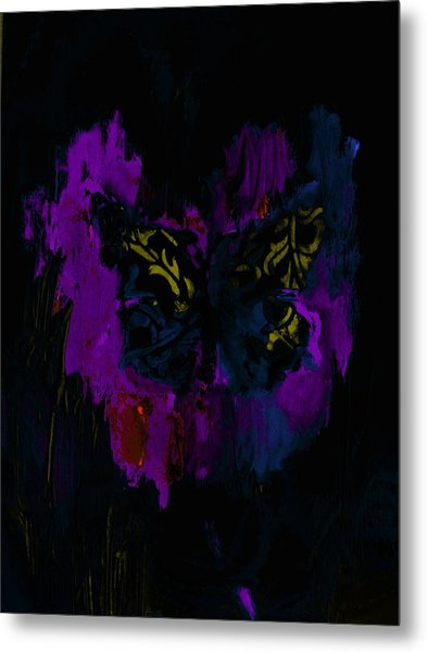 Mysterious By Lisa Kaiser Metal Print
