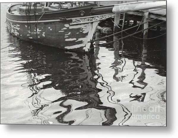 Mystic Reflections Metal Print by Andrea Simon