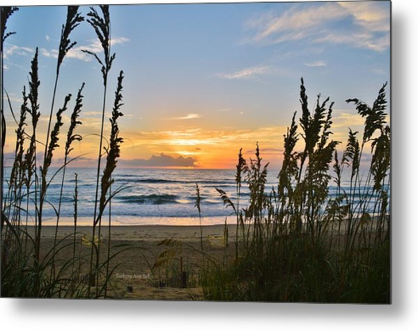 Nags Head August 5 2016  Metal Print