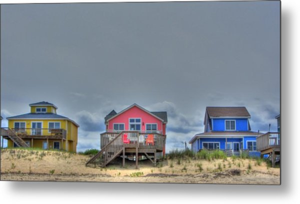 Nags Head Doll Houses Metal Print
