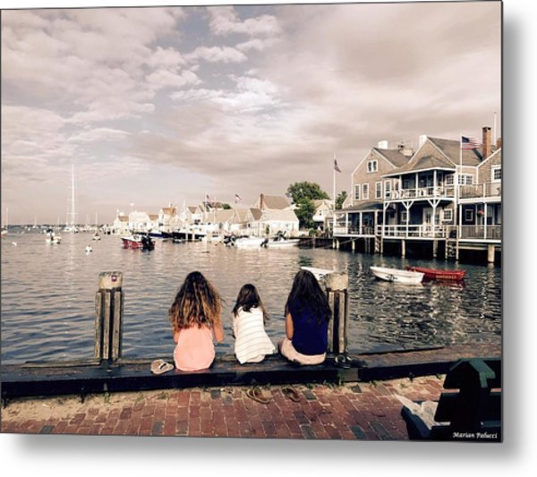 Nantucket Island Metal Print