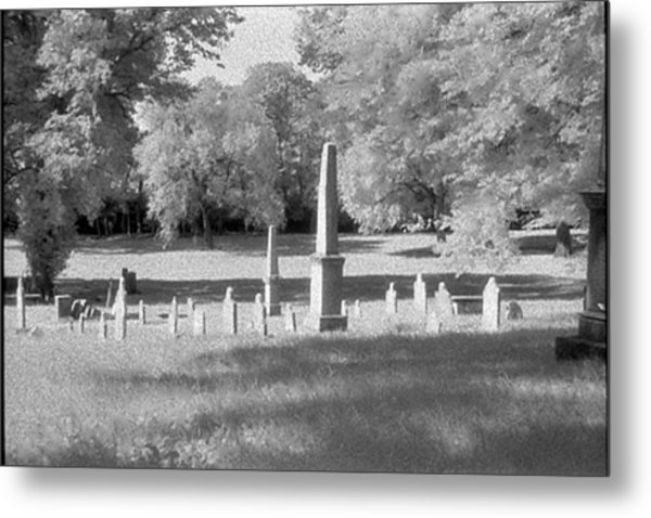 Nashville City Cemetery - 2 Metal Print by Randy Muir