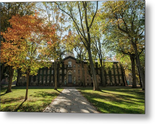 Nassau Hall Princeton University Metal Print