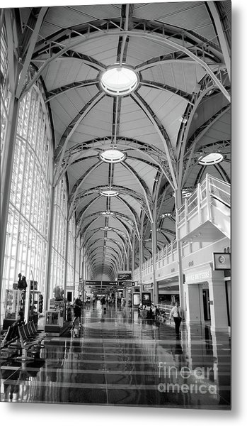 National Airport D C A Metal Print