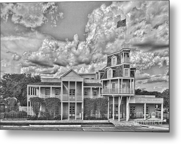 National Museum Of The Pacific War Metal Print