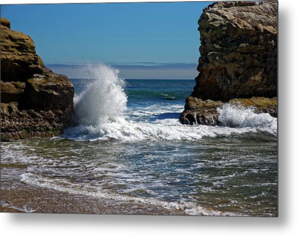 Natural Bridges State Park Metal Print