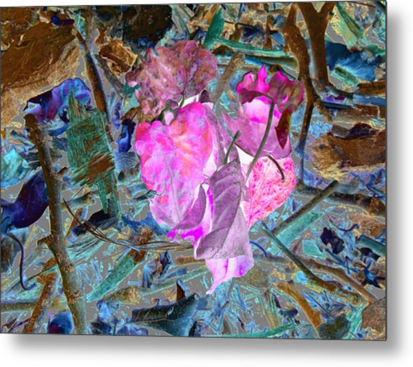 Nature's Love Metal Print