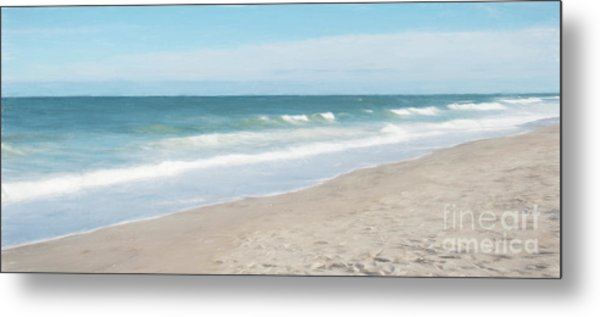 Nauset Beach Metal Print