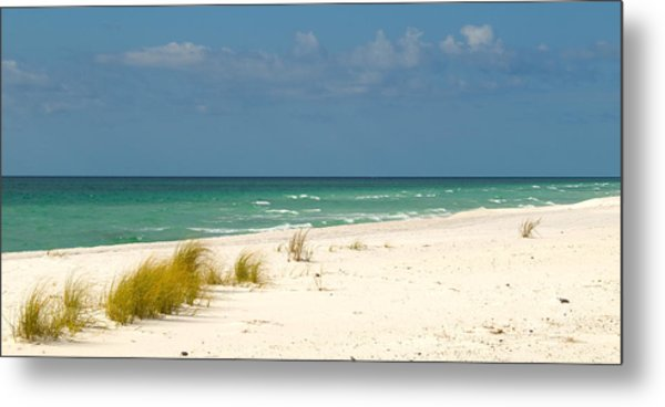 Navarre Beach Florida Metal Print