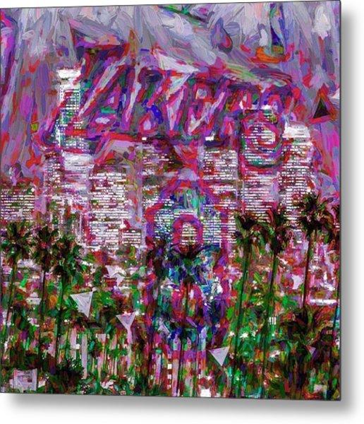 @nba @nbatv #nba #nbatv @lakers #lakers Metal Print