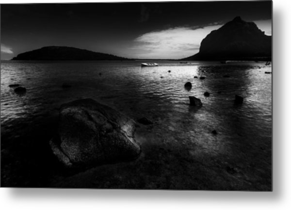 Near Le Morne Metal Print