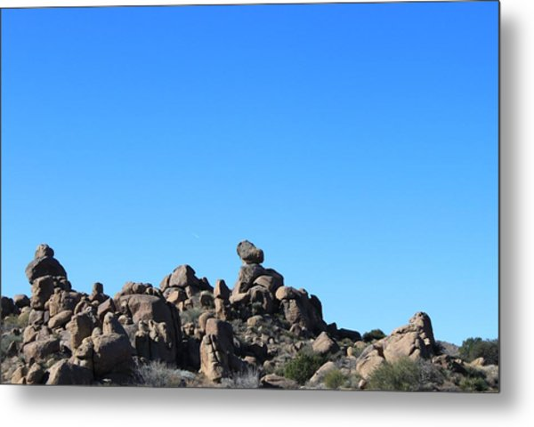 Near Wickenburg, Az Metal Print