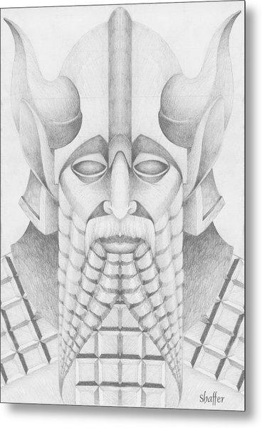 Nebuchadezzar Metal Print