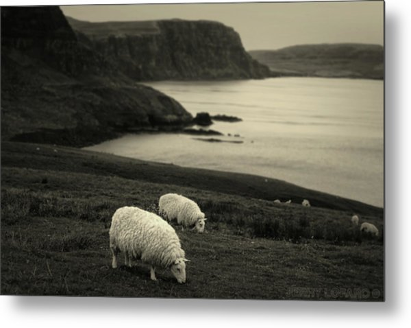 Neist Point Metal Print
