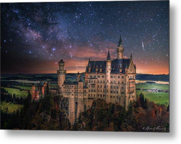 Neuschwanstein Castle Metal Print by Brent Shavnore