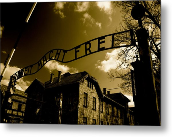 Never Forget 27 Metal Print