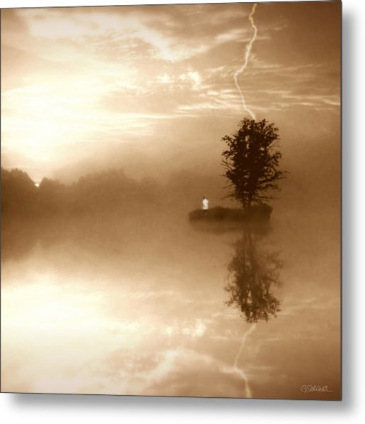 Never Forget Me Metal Print