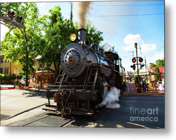 New Hope And Ivyland Railroad  Metal Print