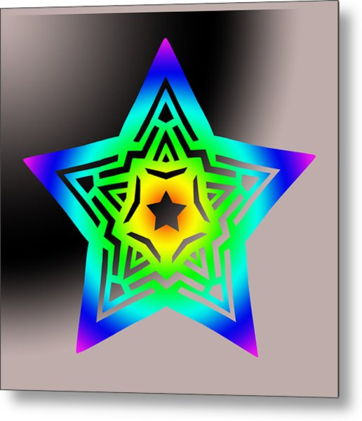New Star 1b Metal Print