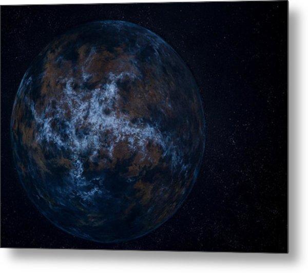 Extrasolar Planet Metal Print