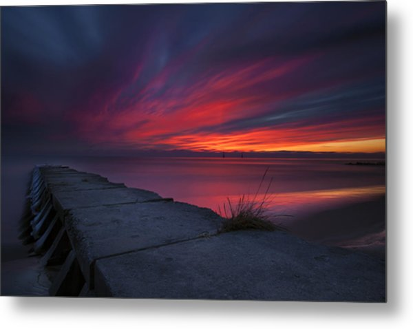 New Years Morning Metal Print