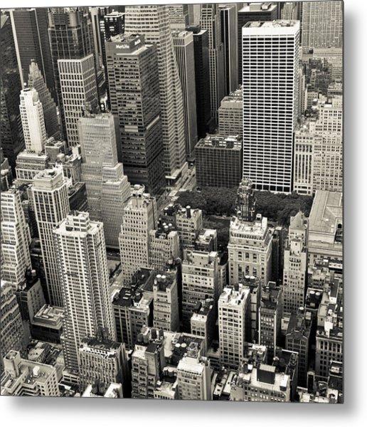 New York 1 Metal Print