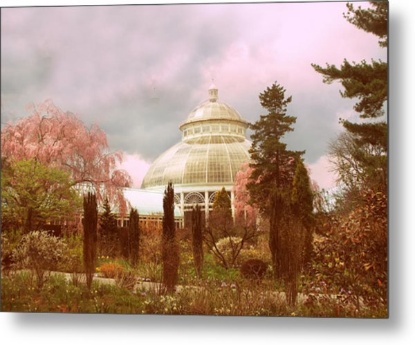 New York Botanical Garden Metal Print