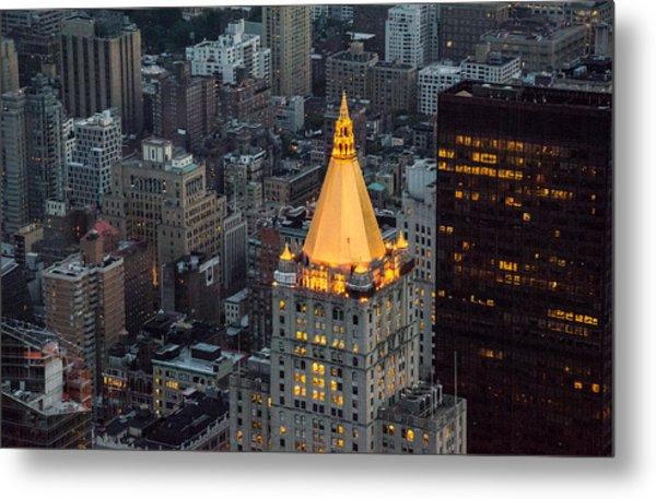 New York Life Insurance Building Metal Print