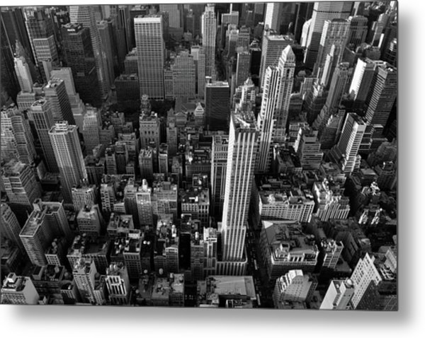 New York, New York 5 Metal Print
