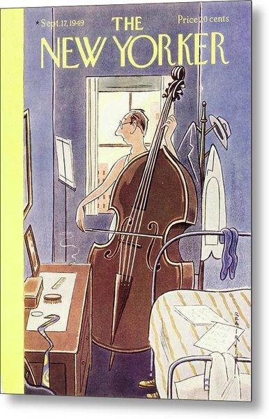 New Yorker September 17th, 1949 Metal Print