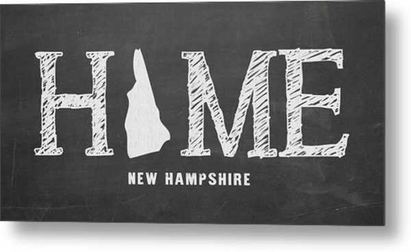 Nh Home Metal Print