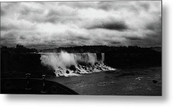 Niagara Falls - Small Falls Metal Print