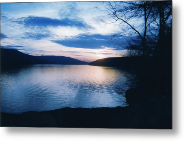 Nickajack Lake Metal Print
